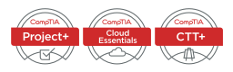 Comptia Additional Certifications