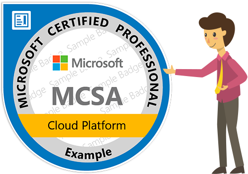 MCSA Cloud Platform