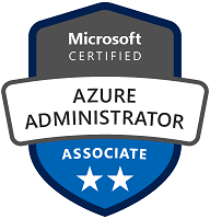 Microsoft Certified Azure Administrator